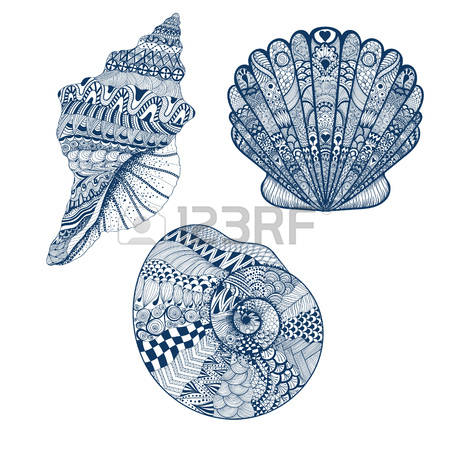51549525-zentangle-stylized-set-blue-seashells-hand-drawn-vector-illustration-isolated-on-white-backgrounds-s
