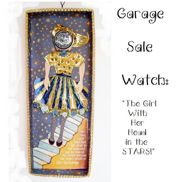 GARAGE SALE WATCH FEATURE