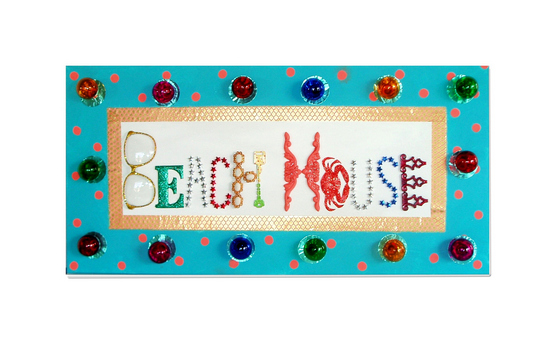 beach house feature