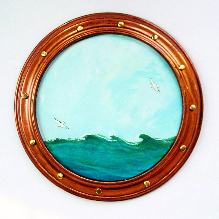 porthole feature