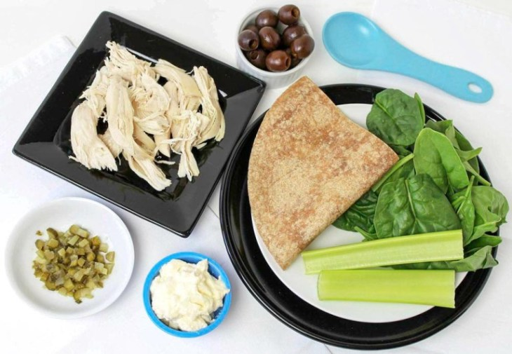 Chicken-Salad-In-A-Whole-Grain-Wrap-1