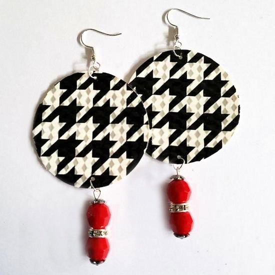 houndstooth new
