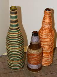 yarn bottles