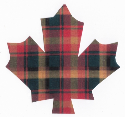maple leaft tartan pdf photo back