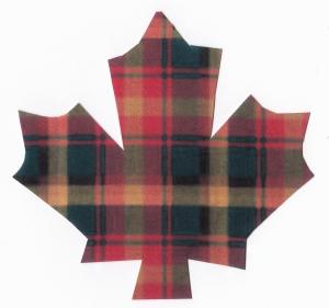 maple leaft tartan pdf photo front