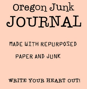 OREGON JUNK JOURNAL TAG