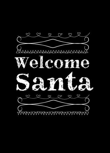 welcome santa pdf