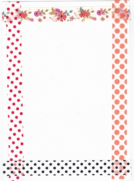 background for washi tape cups pdf