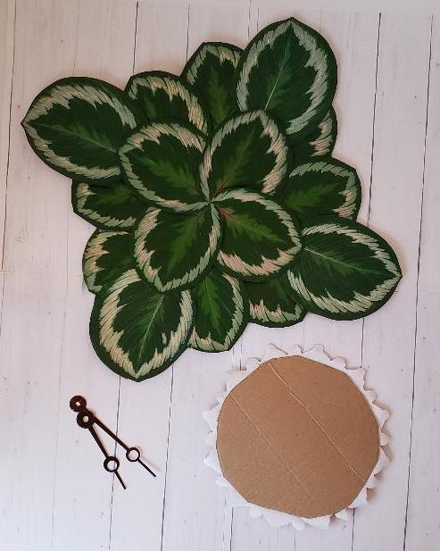 leaf clock 2