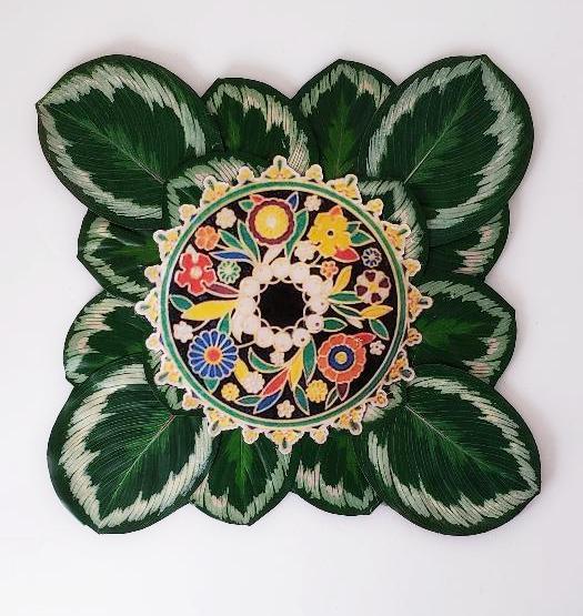 leaf clock 3