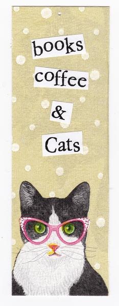 cat bookmark PDF photo