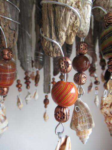 driftwood beads