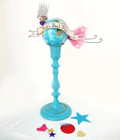 globe ball doll c