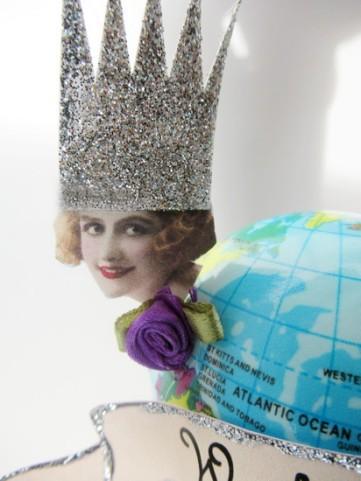 globe face