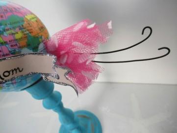 globe skirt front