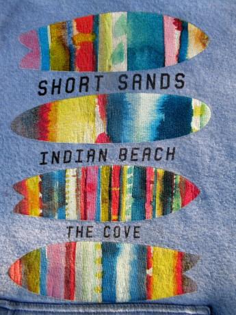 short sands