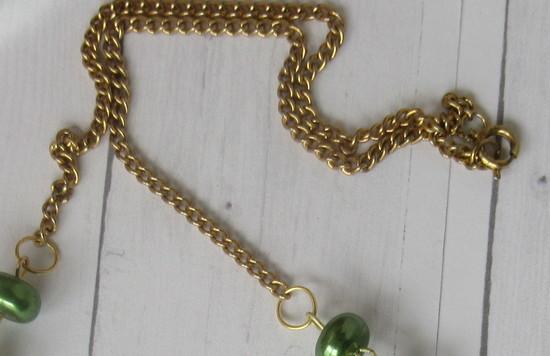 tin 2 gold chain