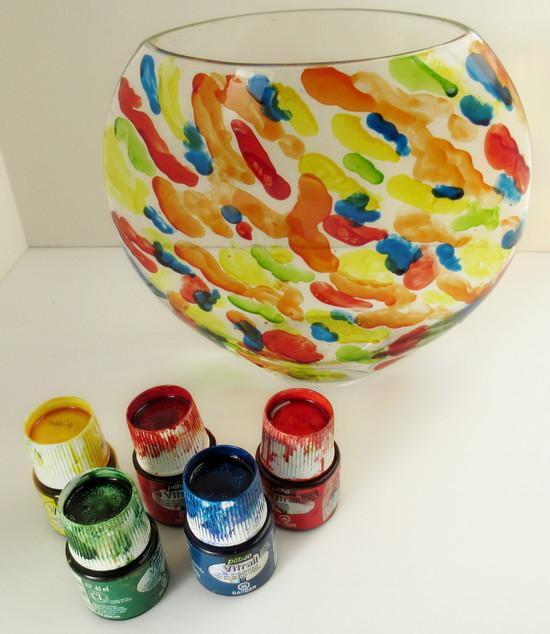 vase paint big