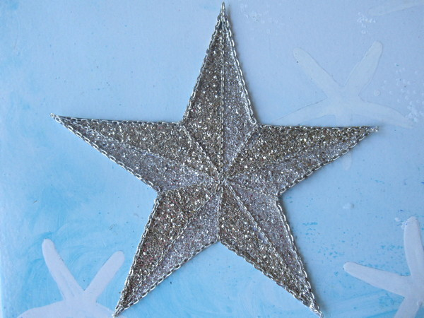 junk jewelry star glitter