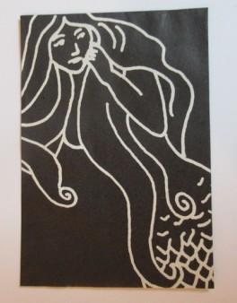 mermaid fortune teller