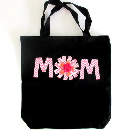 mom canvas bag feature