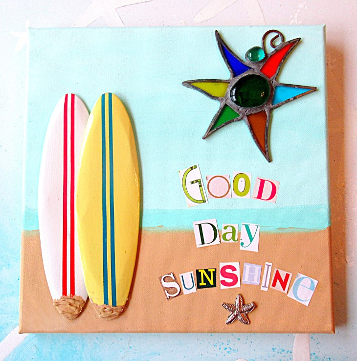 good day sunshine feature