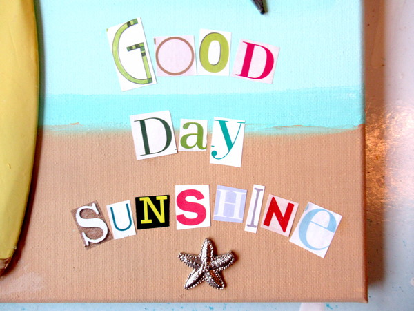 good day sunshine font