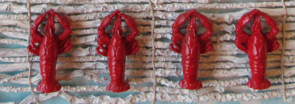 twig wall hanging lobster tablecloth weights