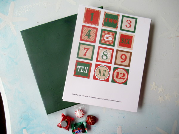 advent etsy start