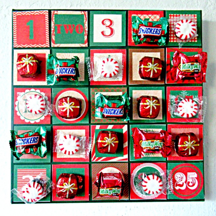 easy etsy advent calendar
