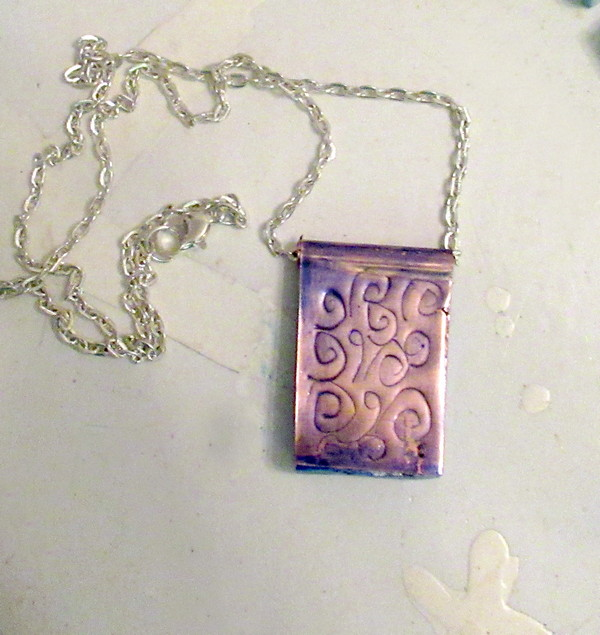ceramic necklace 2 back