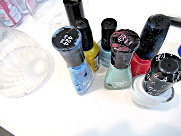 aquafina nail polish
