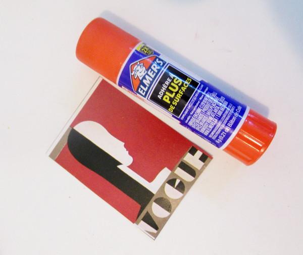 vogue lapel glue stick