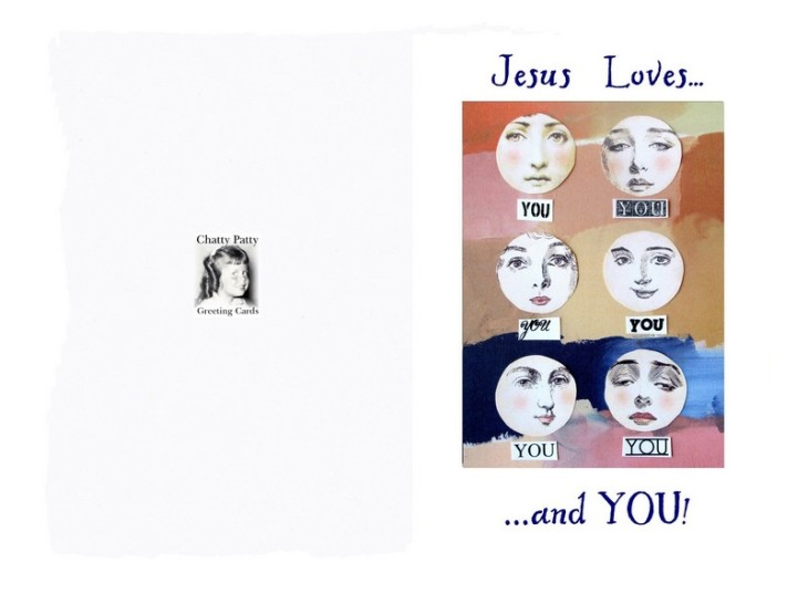 jesus loves us photo for pdf