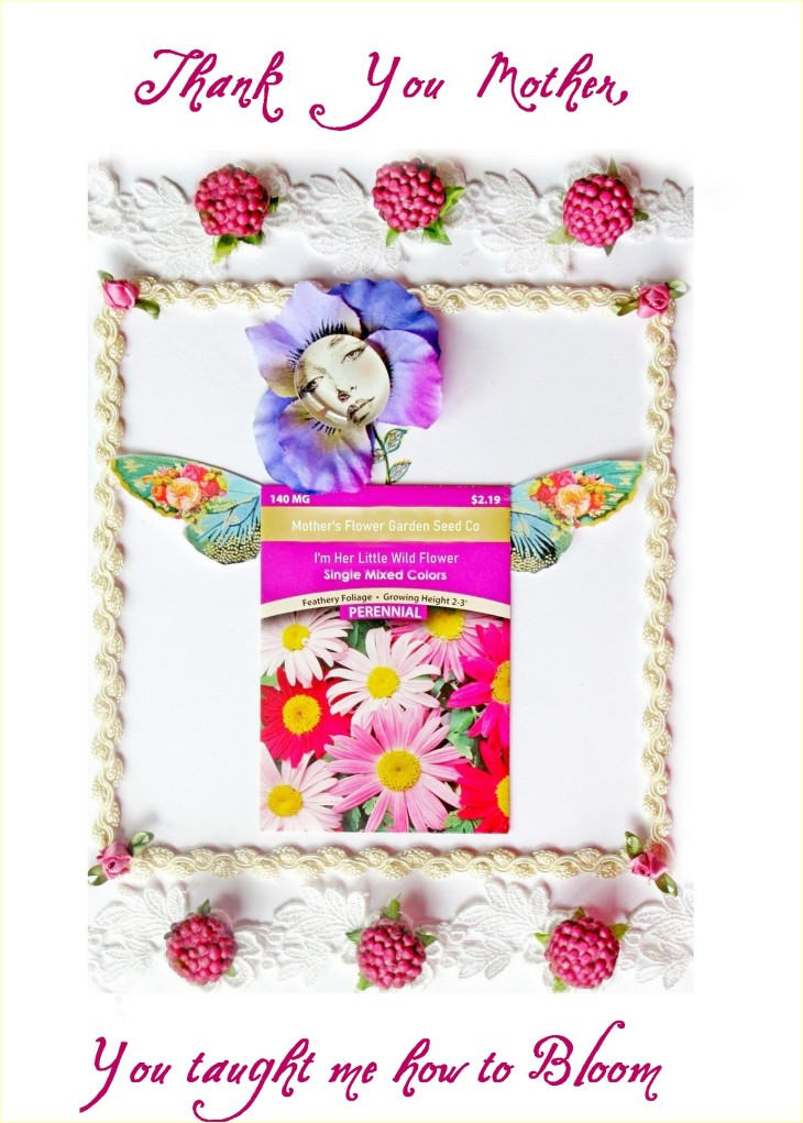 mothers day card start