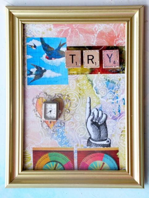try start for blog