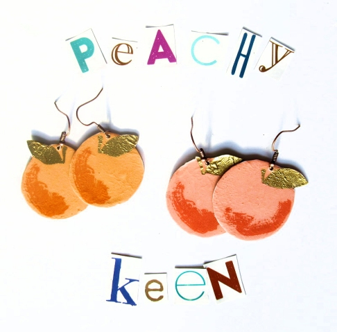 peach napkin feature corel