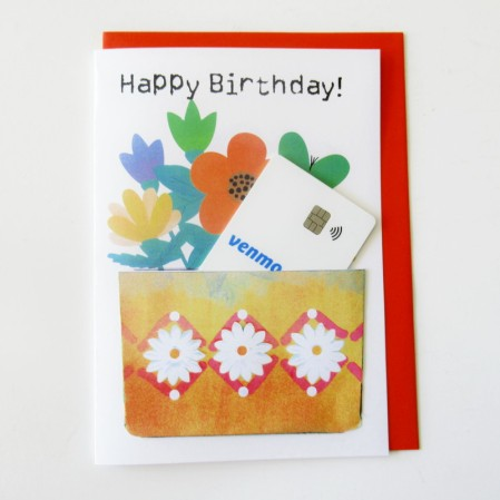 Sue's card feature