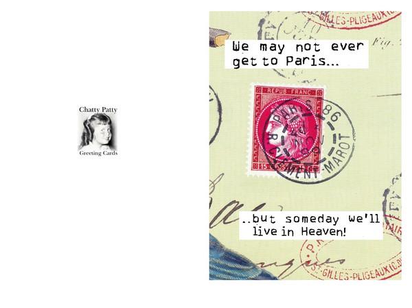 cavallini Paris card photo for pdf