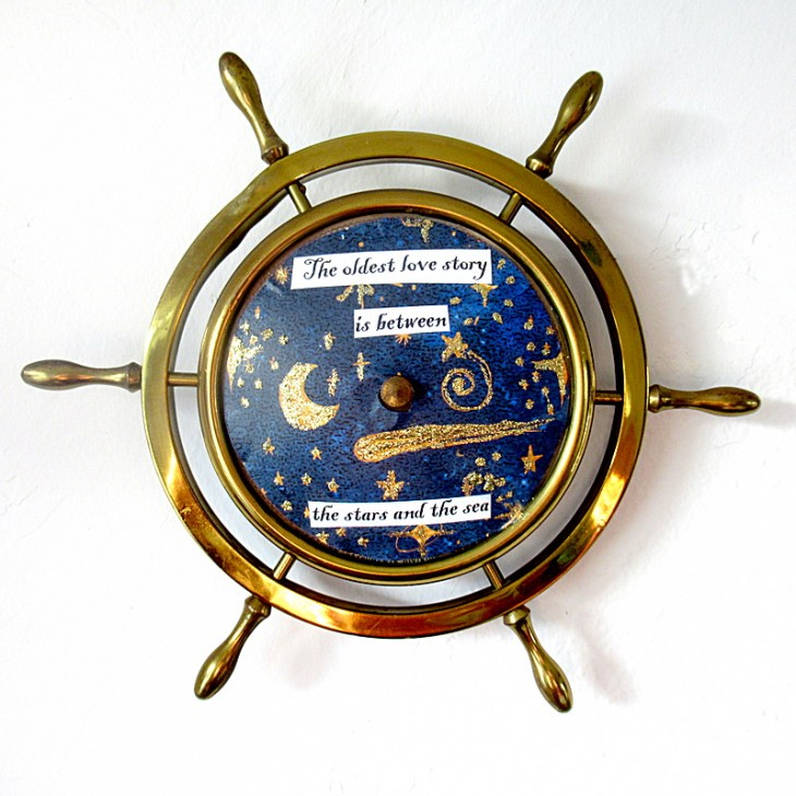 stars and the sea barometer feature