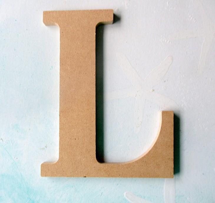 letter L start 1