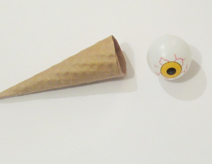 ping pong ball cone start