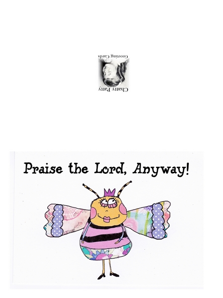 praise the Lord anyway photo for pdf