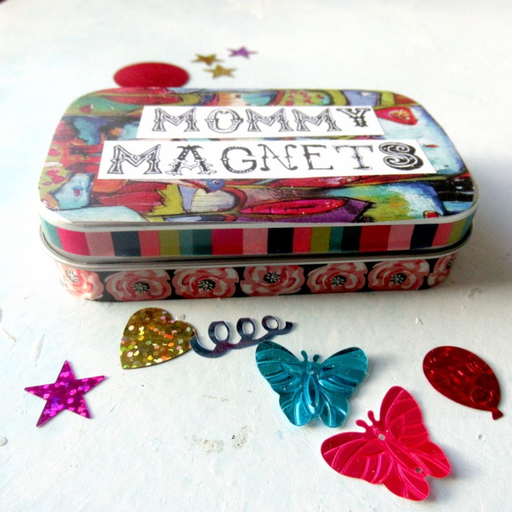 mommy magnets feature