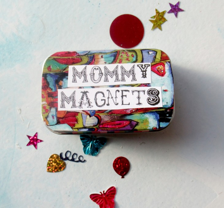 mommy magnets top