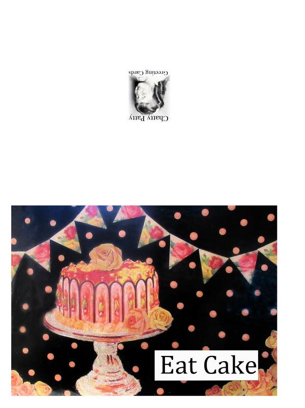 eat cake photo pdf