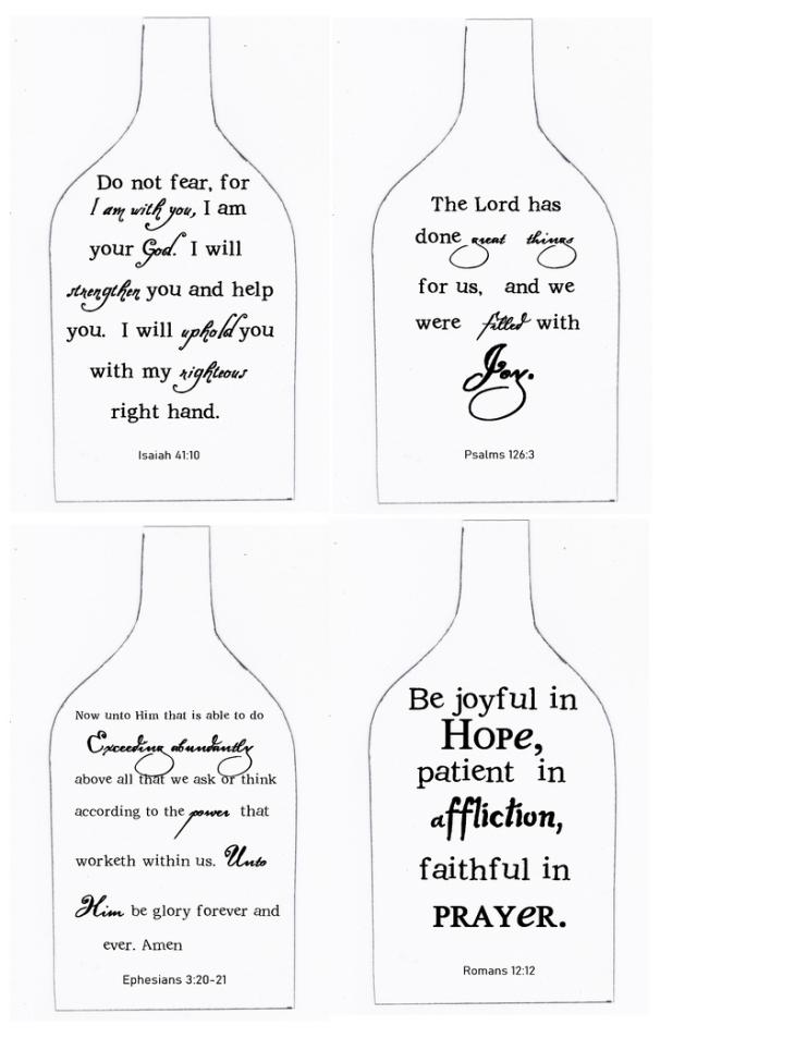verse doll sheet photo for pdf