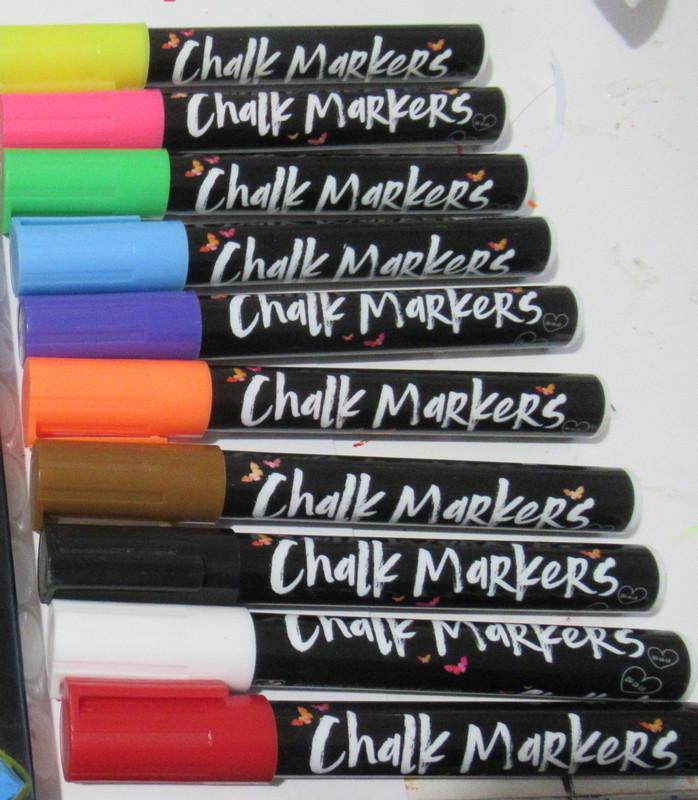 chalkola chalk markers set