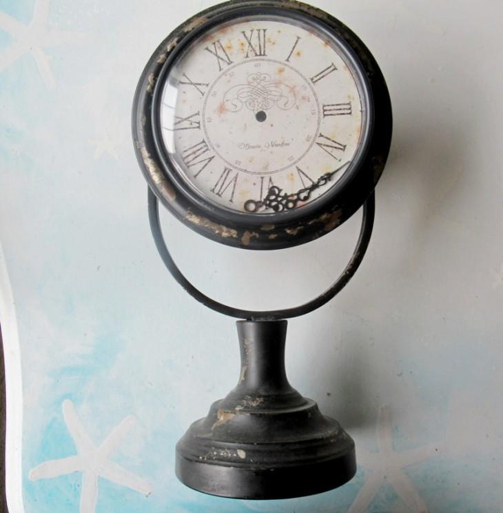 clock repurposing start