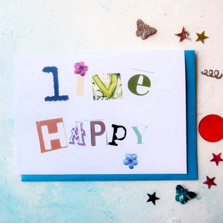 live happy for blog